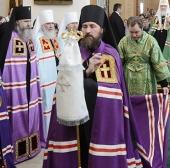 Серапион, епископ Кокшетауский и Акмолинский (Колосницин Сергей Сергеевич)