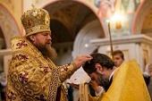 Игумен Алексий (Муляр), избранный епископом Саянским и Нижнеудинским, возведен в сан архимандрита