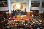 Церковный хор из Москвы дал гастроли в Румынии