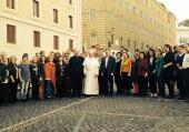 Московский Синодальный хор выступил в Риме с концертом русской духовной музыки