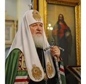 Проповедь Святейшего Патриарха Кирилла в престольный праздник храма в честь иконы Божией Матери «Всех скорбящих Радость» на Большой Ордынке