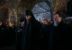 Патриаршее служение во вторник первой седмицы Великого поста. Чтение канона прп. Андрея Критского в Троице-Сергиевой лавре