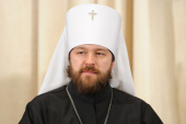 Интервью председателя ОВЦС митрополита Волоколамского Илариона журналу «Фома»