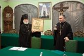 Подписан договор о сотрудничестве между Московскими и Тбилисскими духовными школами
