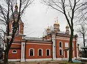 Храм Рождества Пресвятой Богородицы во Владыкине в Москве