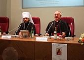В Риме прошла конференция «Православные и католики вместе в защиту семьи»
