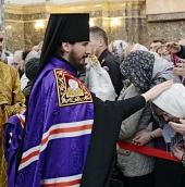 Силуан, епископ Лысковский и Лукояновский (Глазкин Александр Евгеньевич)