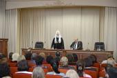 Завершился визит Святейшего Патриарха Кирилла в Калининградскую епархию