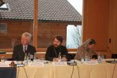 Митрополит Волоколамский Иларион принял участие в международном коллоквиуме в Лихтенштейне, посвященном сирийскому кризису
