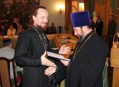 В Москве завершились учебно-методические сборы военных священников
