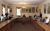 Председатель ОВЦС провел брифинг, посвященный предстоящему визиту Святейшего Патриарха Кирилла в Элладскую Православную Церковь и на Афон