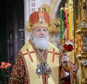Святейший Патриарх Кирилл: «Духовная жизнь — это не хобби, на которое может хватать или не хватать времени». Предпасхальное интервью журналу «Фома»