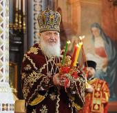 Кто ищет истину — уже на верном пути. Пасхальное интервью Святейшего Патриарха Кирилла РИА «Новости»