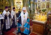 Духовенство Латвийской Православной Церкви оказывает помощь пострадавшим в результате обрушения здания торгового центра в Риге