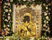 25 и 26 ноября чудотворная Феодоровская икона Божией Матери будет доступна для поклонения верующих в Донском монастыре г. Москвы