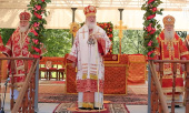 Проповедь Святейшего Патриарха Кирилла в праздник Собора новомучеников, в Бутове пострадавших, на Бутовском полигоне