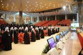 Архиерейский Собор Русской Православной Церкви завершил свою работу