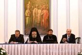 В Петербурге прошел всероссийский учебно-методический сбор военного духовенства