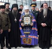 Завершилось пребывание Курской Коренной иконы Божией Матери в Приморье