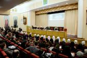 Совещание «Теология в вузах: взаимодействие Церкви, государства и общества»