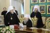 Заседание Священного Синода Русской Православной Церкви от 25 декабря 2012 года