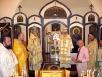 Освящение храма в 2006 г.