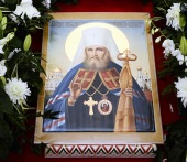 Слово Святейшего Патриарха Кирилла после Литургии в день памяти святителя Филарета, митрополита Московского, в Храме Христа Спасителя