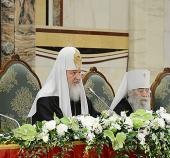 Святейший Патриарх Кирилл: Необходимо усиление катехизической работы среди казачества