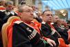Открытие Первого большого съезда казачьих духовников в Москве