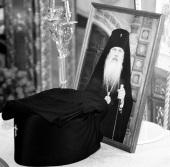 В Новоспасском монастыре состоялось отпевание и погребение архиепископа Алексия (Фролова)