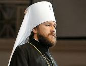 Митрополит Волоколамский Иларион: Мы молимся о скорейшем возвращении из плена похищенных в Сирии иерархов