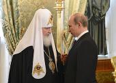 Святейший Патриарх Кирилл обратился к Президенту России В.В. Путину в связи с похищением двух иерархов в Сирии
