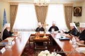 В Киеве состоялось заседание Синода Украинской Православной Церкви