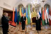 Святейший Патриарх Кирилл удостоен премии «Профессия — жизнь»