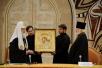 Торжественный акт, посвященный 20-летию Свято-Тихоновского университета. Заседание Попечительского совета ПСТГУ