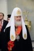 Визит Святейшего Патриарха Кирилла в Иерусалимский Патриархат. Встреча с Блаженнейшим Патриархом Иерусалимским Феофилом в Тронном зале Иерусалимской Патриархии