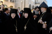 Визит Святейшего Патриарха Кирилла в Иерусалимский Патриархат. Посещение Храма Воскресения Христова в Иерусалиме