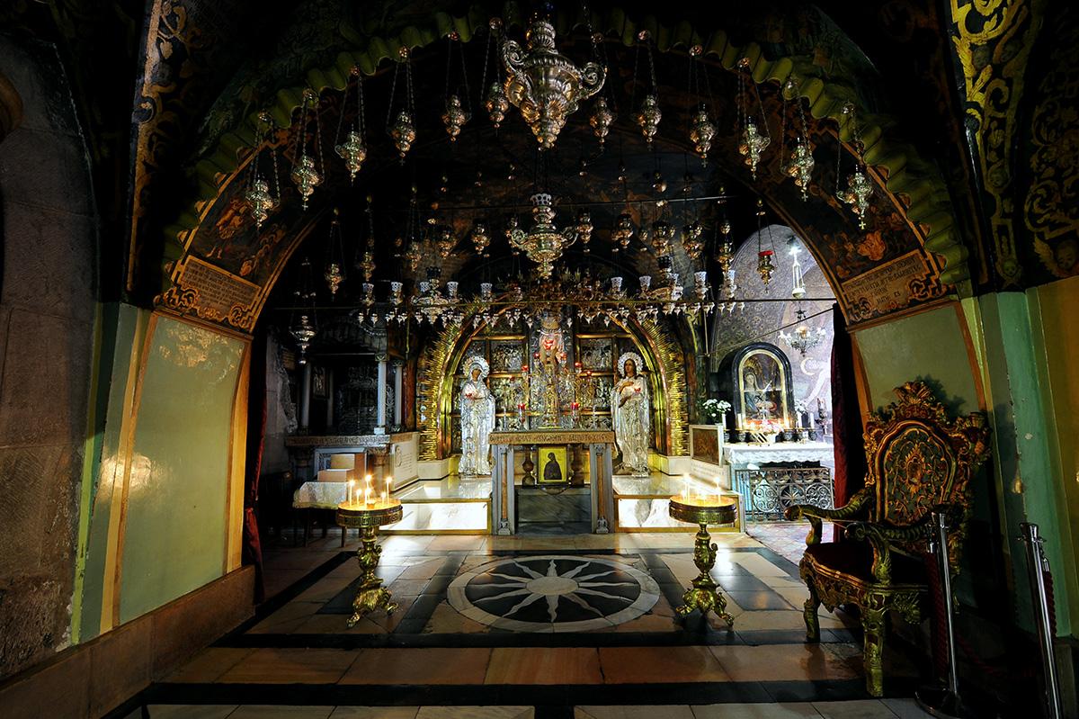 храм гроба господня православный Это интересно