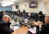 В Совете Федерации прошло рабочее совещание по подготовке Рождественских Парламентских встреч
