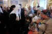 Первосвятительский визит в Красноярскую митрополию. Посещение Успенского монастыря, часовни св. Параскевы Пятницы и детского дома-лицея в Красноярске