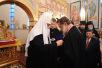 Первосвятительский визит в Японию. Посещение подворья Русской Православной Церкви в Токио