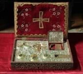 Дары волхвов будут доступны для поклонения в Храме Христа Спасителя в Москве с 7 по 13 января