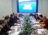 В Общественной палате состоялось заседание Межрелигиозного совета России