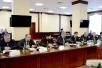 Патриарший визит в Ставропольскую митрополию. Встреча с руководителями регионов Северо-Кавказского федерального округа