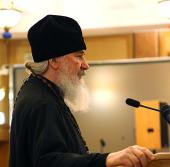 Митрополит Калужский Климент: «Именно христианство помогло изменить вековые традиции негативного отношения к людям с отклонениями в развитии»