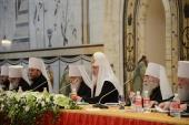 Святейший Патриарх Кирилл: Основным деланием, к которому призваны насельники обителей, является молитва
