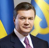 Приветствие Президента Украины В.Ф. Януковича участникам Архиерейского Собора Русской Православной Церкви