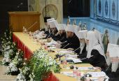 Святейший Патриарх Кирилл рассказал о церковно-государственных отношениях в странах Балтии