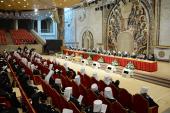 Участников Архиерейского Собора проинформировали об актуальных темах диалога Украинской Православной Церкви с государственной властью Украины