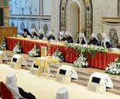 Святейший Патриарх Кирилл: Православная Церковь играет определяющую роль в развитии духовных, государственных и культурных традиций белорусского народа